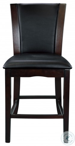 Daisy Brown Counter Height Chair Set of 2