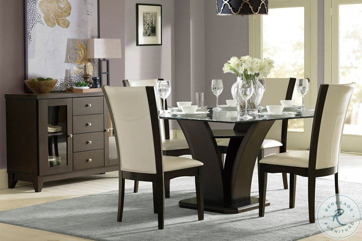 Daisy Brown Dining Table