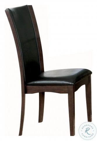 Daisy Brown Chair Set of 2