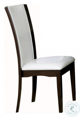 Daisy Brown Side Chair Set of 2