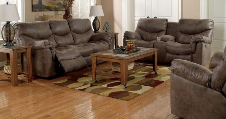 Alzena Power Reclining Living Room Set
