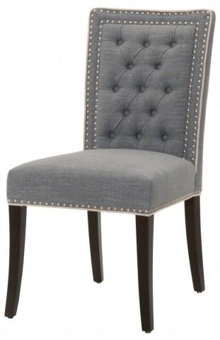 Villa Smoke Brandt Dining Chair Set of 2