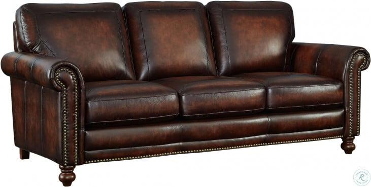 Westport Hampton Brown Sofa