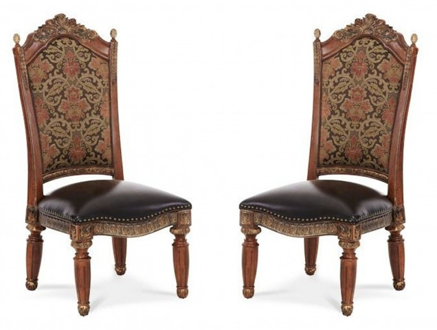 Villa Valencia Side Chair Set of 2