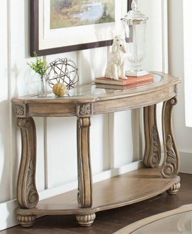 Trivellato Antique Linen Sofa Table