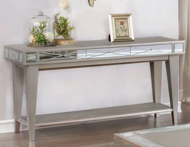 Mercury Sofa Table