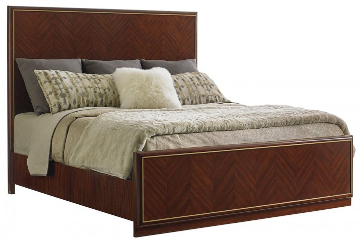Take Five Carlyle King Panel Bed