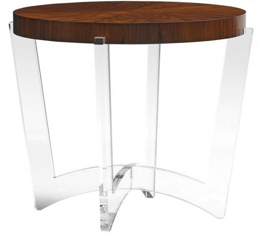 Take Five Hudson Round End Table