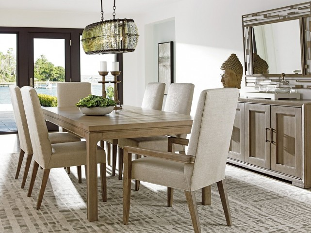 Shadow Play Concorde Extendable Rectangular Dining Room Set