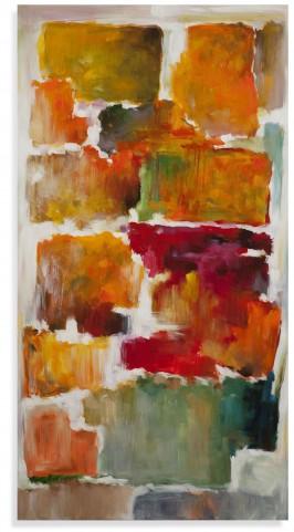 Colorful Blocks Wall Art