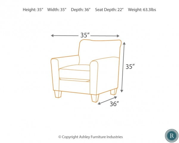 Remarkable Levon Charcoal Accent Chair Camellatalisay Diy Chair Ideas Camellatalisaycom