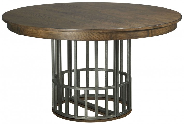 Bedford Park Extendable Round Dining Table