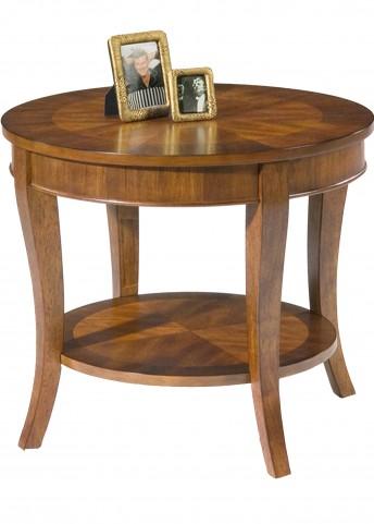 Bradshaw Round End Table