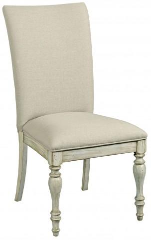 Weatherford Cornsilk Tasman Upholstered Chair Set of 2