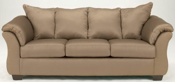 Darcy Mocha Brown Sofa