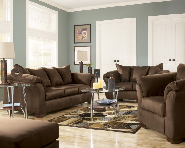 Darcy cafe living room set from ashley 75004 coleman for 17 x 14 living room