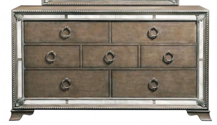Karissa Light Wood Dresser