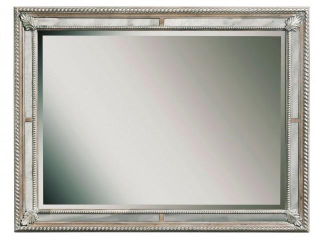 Karissa Light Wood Mirror