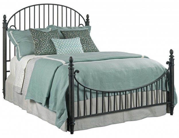 Weatherford Heather Catlins King Metal Bed