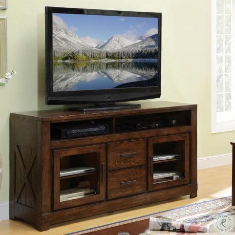 Windridge Sagamore Burnished Ash TV Console