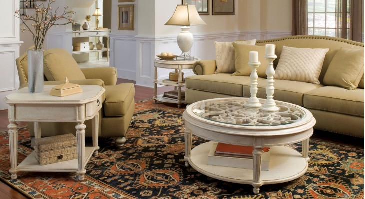 Provenance Round Occasional Table Set