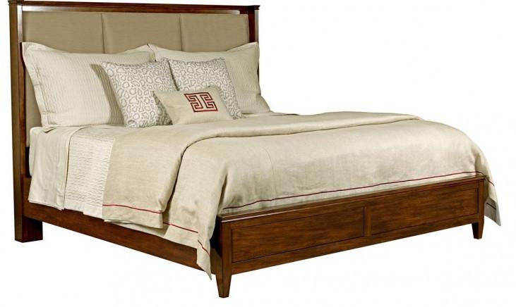 Elise Spectrum King Panel Bed