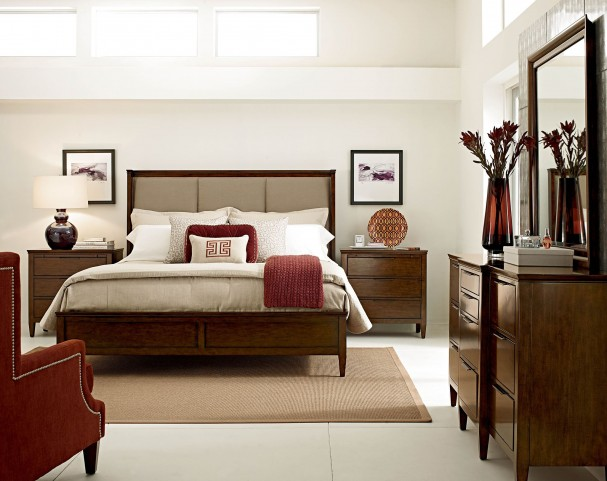 Elise Spectrum Bedroom Set