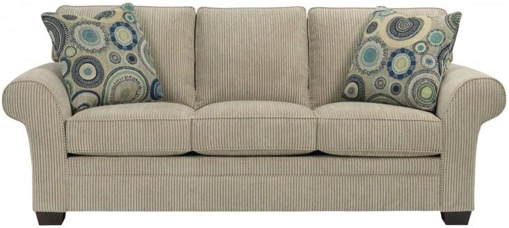 Zachary Affinity Chenille Fabric Sofa