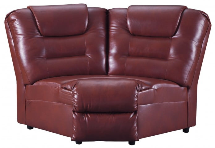 Awesome Vacherie Salsa Double Reclining Sectional Onthecornerstone Fun Painted Chair Ideas Images Onthecornerstoneorg