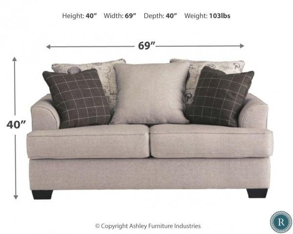 Velletri Pewter Living Room Set From Ashley Furnitureetc