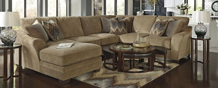 Lonsdale LAF Chaise Sectional