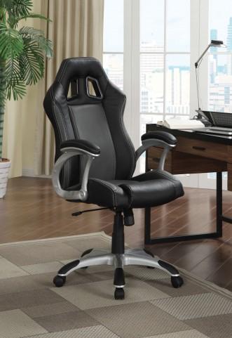 800046 Black Office Chair