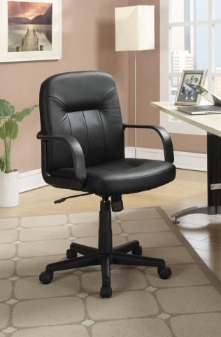 800049 Black Office Chair