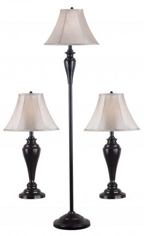 Kylie Lamp Set of 3