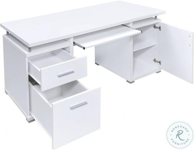 Tracy White Computer Desk