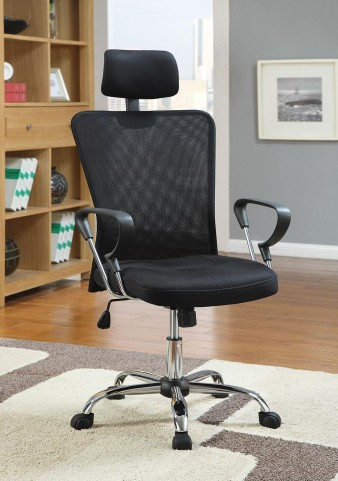 Black Office Chair 800206