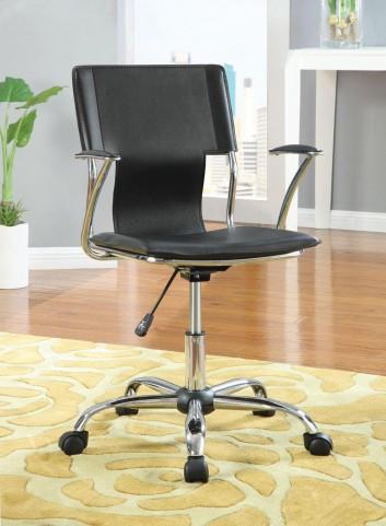 Black Office Chair 800207