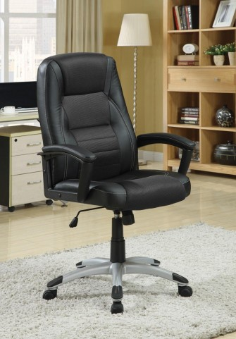 Black Office Chair 800209