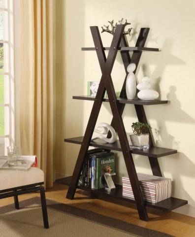Cappuccino Bookcase 800267