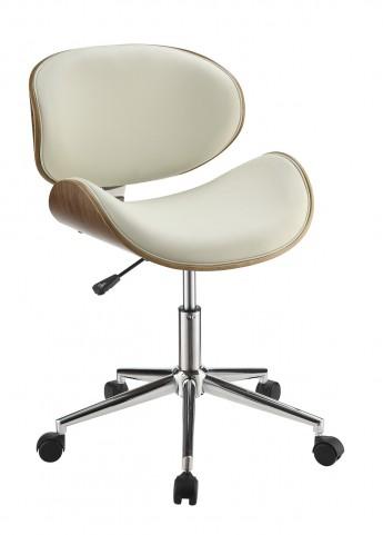 800615 Ecru Office Chair