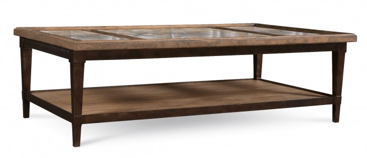 The Foundry Acadia Rectangular Cocktail Table