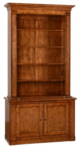 The Foundry Chestnut Jolie Bookcase