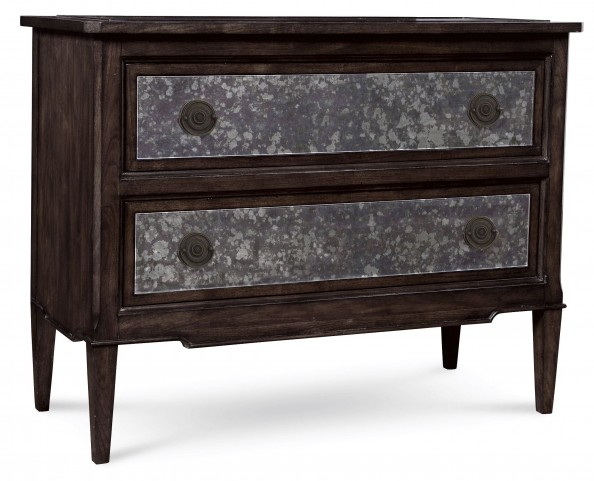 The Foundry Rustic Walnut Townson Accent Chest