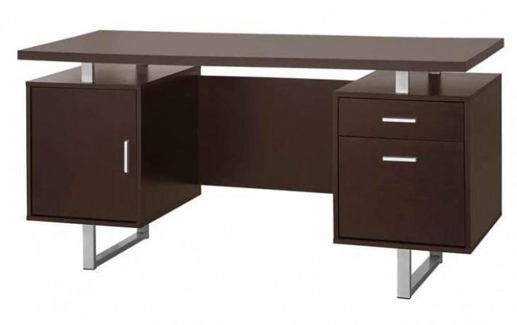 Glavan 3 Storage Drawers Desk
