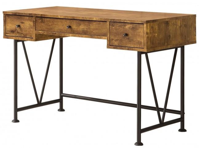 Barritt Antique Nutmeg Writing Desk