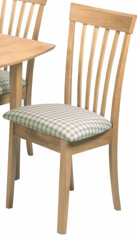Lisa Natural Side Chair Set of 2