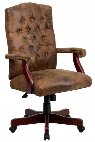 Bomber Classic Executive Office Chair