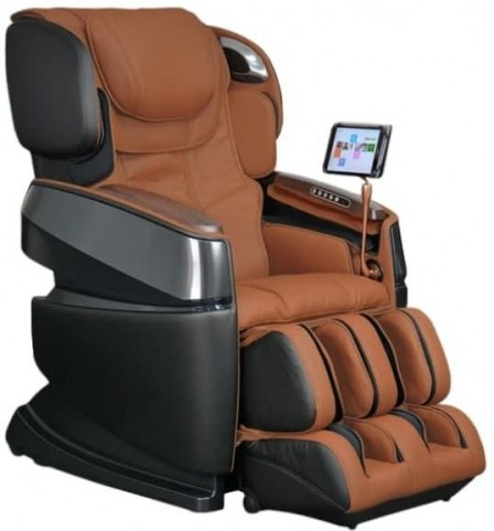 Ogawa Cappuccino Smart 3d Massage Chair From Cozzia Coleman Furniture