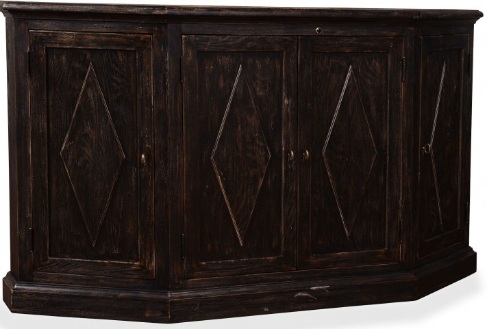The Foundry Cafe Parry Door Console
