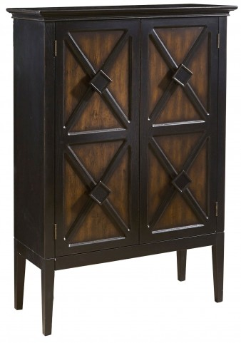 Norman Accent Cabinet With Wine Storage